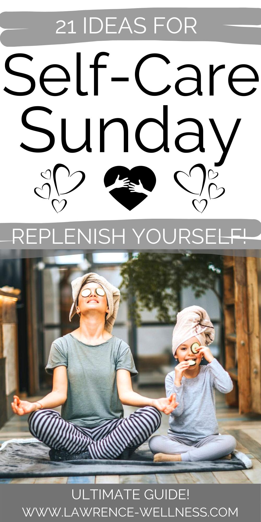 Self-care-Sunday-Ideas